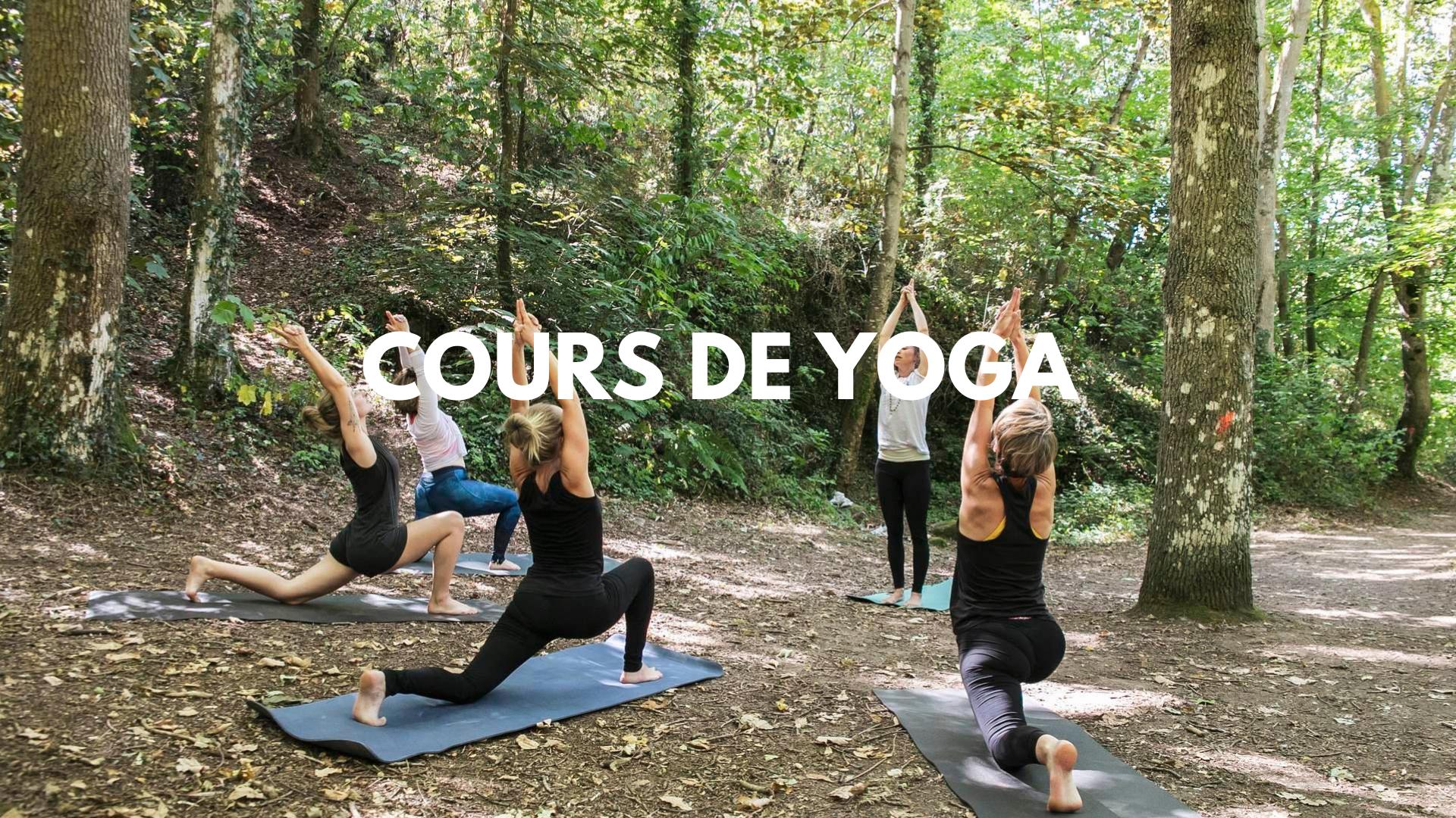 cours de yoga granville